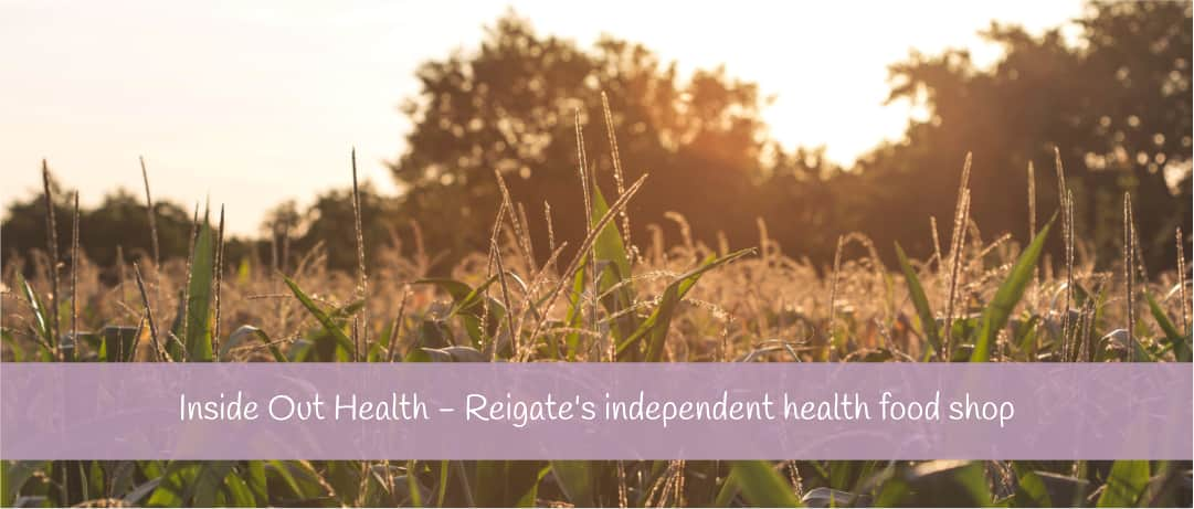 Inside Out Health - Reigate's independent health food store